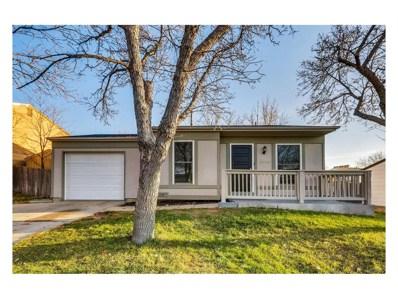 20206 E Coolidge Drive, Aurora, CO 80011 - MLS#: 6247970