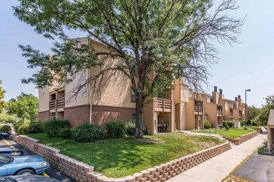 3141 S Tamarac Drive UNIT G110, Denver, CO 80231 - MLS#: 6253895