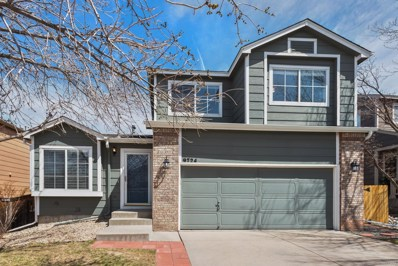 9724 Cove Creek Drive, Highlands Ranch, CO 80129 - MLS#: 6254376