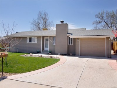 3460 W 132nd Place, Broomfield, CO 80020 - MLS#: 6255476