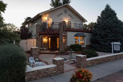 1911 S Pearl Street, Denver, CO 80210 - #: 6260372