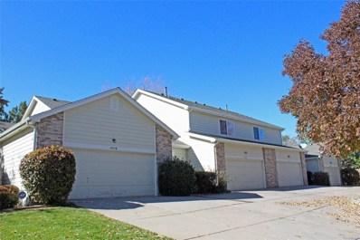 4019 E Geddes Circle, Centennial, CO 80122 - MLS#: 6260626