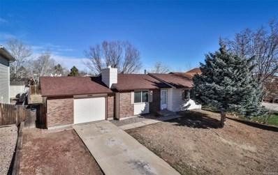 7740 Feldspar Drive, Colorado Springs, CO 80911 - MLS#: 6261692