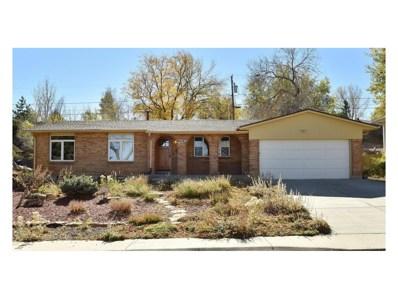 13562 W Dakota Avenue, Lakewood, CO 80228 - MLS#: 6264579