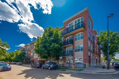 1489 Steele Street UNIT 207, Denver, CO 80206 - MLS#: 6276079