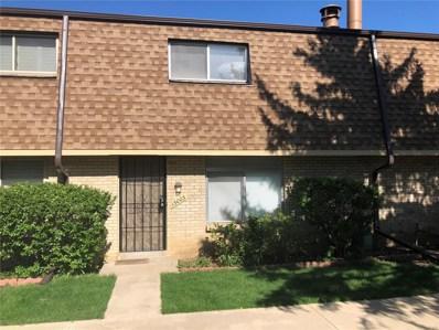 13003 W 20th Avenue, Golden, CO 80401 - MLS#: 6277650