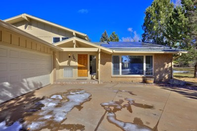 7463 Old Mill Trail, Boulder, CO 80301 - MLS#: 6278432