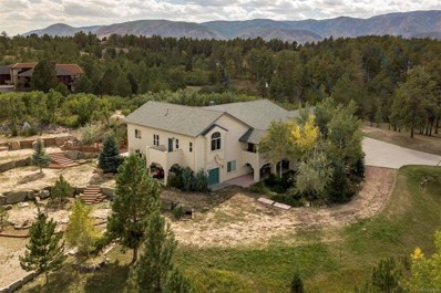 8376 Sugarloaf Road, Larkspur, CO 80118 - #: 6284675