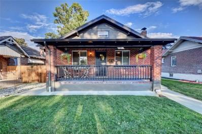 4228 Tejon Street, Denver, CO 80211 - MLS#: 6287358