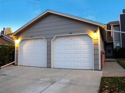 554 W Crestline Avenue, Littleton, CO 80120 - MLS#: 6295342