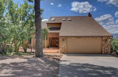 923 Tari Drive, Colorado Springs, CO 80921 - MLS#: 6296121