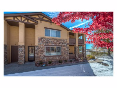 9816 W Freiburg Drive UNIT B, Littleton, CO 80127 - MLS#: 6300825