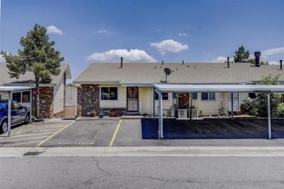 1034 S Miller Street, Lakewood, CO 80226 - MLS#: 6309502