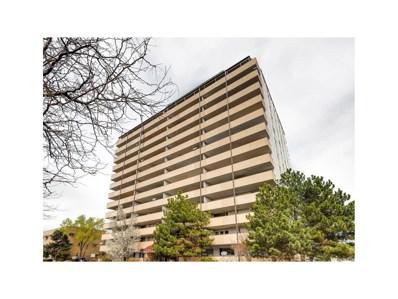 1029 E 8th Avenue UNIT 107, Denver, CO 80218 - MLS#: 6310198