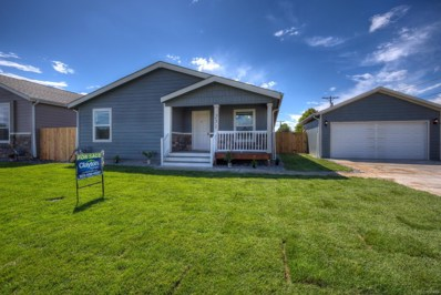 251 S Fulton Avenue, Fort Lupton, CO 80621 - #: 6310214