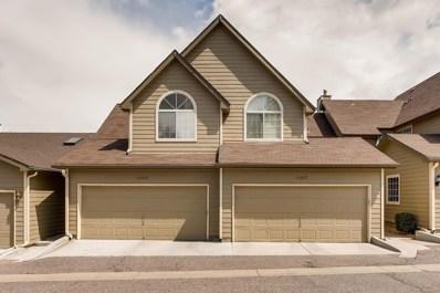 10517 W Maplewood Drive UNIT B, Littleton, CO 80127 - #: 6310928