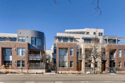 1655 Walnut Street UNIT 208, Boulder, CO 80302 - MLS#: 6315264