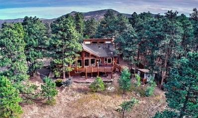 5900 Cliff Road, Evergreen, CO 80439 - #: 6318871