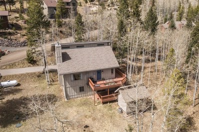 7136 Aspen Meadow Drive, Evergreen, CO 80439 - #: 6321570