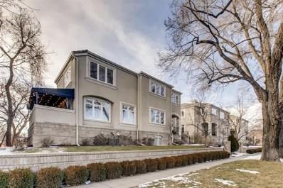 335 Josephine Street UNIT A, Denver, CO 80206 - #: 6322647