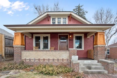 4852 Stuart Street, Denver, CO 80212 - #: 6322845