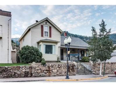 1714 Miner Street, Idaho Springs, CO 80452 - MLS#: 6323202