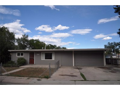 4607 W Tennessee Avenue, Denver, CO 80219 - MLS#: 6326336