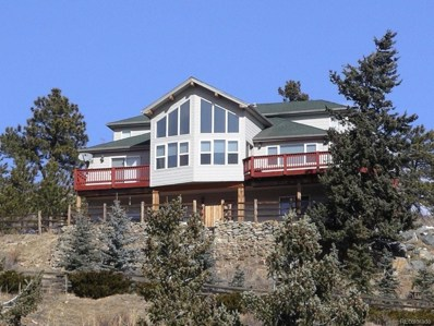 1405 Ponderosa Drive, Evergreen, CO 80439 - #: 6329600