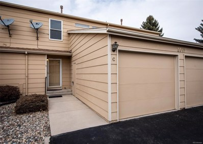 2510 Hamlet Lane UNIT C, Colorado Springs, CO 80918 - MLS#: 6329667