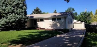 1805 19th Avenue, Greeley, CO 80631 - MLS#: 6334243