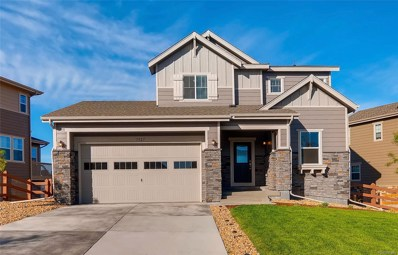 7927 S Grand Baker Way, Aurora, CO 80016 - #: 6334743