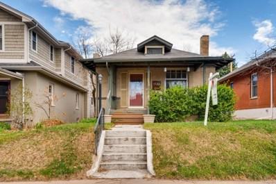 1130 S Josephine Street, Denver, CO 80210 - MLS#: 6336411