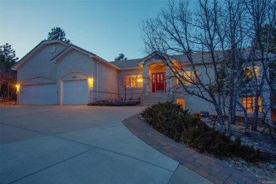 7440 Winding Oaks Drive, Colorado Springs, CO 80919 - MLS#: 6339678