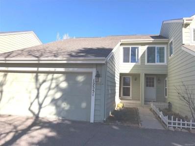 12551 E Cornell Circle, Aurora, CO 80014 - MLS#: 6340570