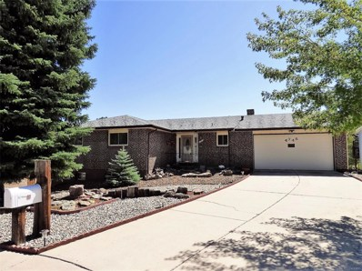 4745 Michael Place, Colorado Springs, CO 80918 - MLS#: 6341858