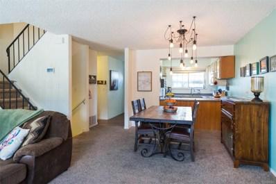 3425 S Ammons Street UNIT 26-4, Lakewood, CO 80227 - MLS#: 6342840