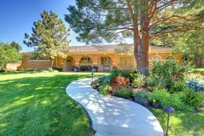 5801 S Happy Canyon Drive, Cherry Hills Village, CO 80111 - #: 6348748
