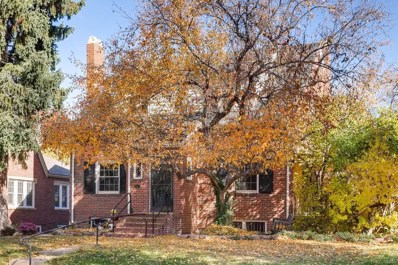 1344 Eudora Street, Denver, CO 80220 - MLS#: 6349520