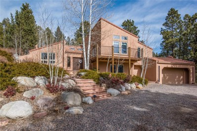 30194 Wild West Trail, Evergreen, CO 80439 - #: 6354755