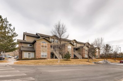18332 E Flora Drive UNIT I, Aurora, CO 80013 - #: 6356322