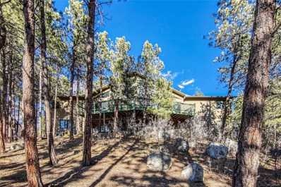 17360 Caribou Drive, Monument, CO 80132 - MLS#: 6358010