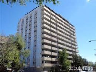 1029 E 8th Avenue UNIT 307, Denver, CO 80218 - #: 6358982