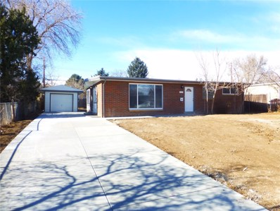 1377 S Chase Street, Lakewood, CO 80232 - MLS#: 6359371