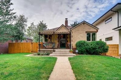 1015 S Josephine Street, Denver, CO 80209 - #: 6362420