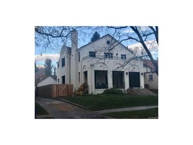 2025 Cherry Street, Denver, CO 80207 - #: 6362753
