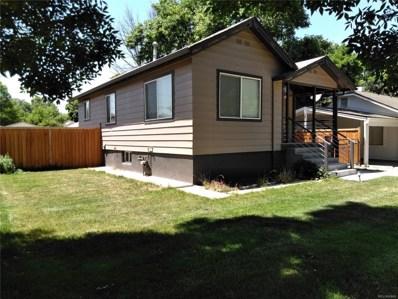 155 S Irving Street, Denver, CO 80219 - MLS#: 6363928