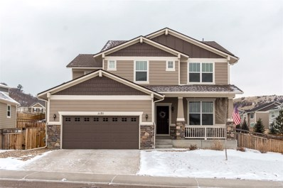 1171 Clear Sky Way, Castle Rock, CO 80109 - #: 6369134
