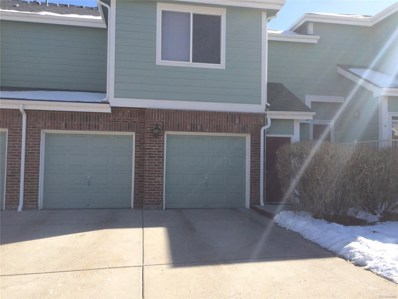 5536 Lewis Court UNIT 104, Arvada, CO 80002 - MLS#: 6373345