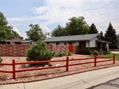 1510 S Quay Drive, Lakewood, CO 80232 - MLS#: 6382733
