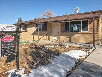 448 S Potomac Way, Aurora, CO 80012 - MLS#: 6383070